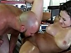 Cute hot loud screaming student trades sex for some extra cash 22