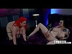 lesbian goth emos 097