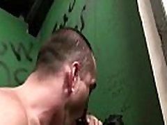 Gloryholes and handjobs - Nasty wet gay hardcore XXX fuck 24