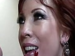 Busty milf fucked in xxxming sametime and a garter belt