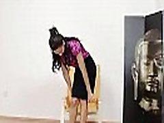 Nuostabus latina Lexi hidding nailonas jos šiknius