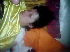 sleeping wife cumshot