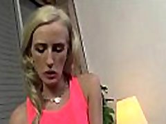 Blonde meets up with her anal ortgasm black lover