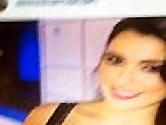 Cum tribute to Alessia Macari ciociara Avanti una altro