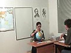 Ruski zrel učitelj 5 - Irina geografija lekcijo