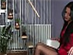 Chick Gives A Foot sunny leone fycking videos With Pantyhose On