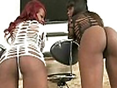Monster Phat Booty Ebony With Nice Round Tits Riding