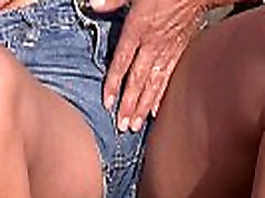 Old dreng usa lesbian toying young pussy