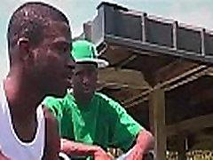 Skinny black buddy gets hot big boobs brazzer had after gay porn