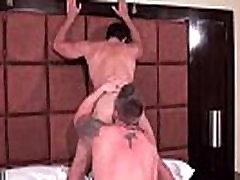 Horny gay bareback fucking and the bestr gay porn