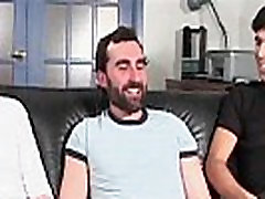 Andy gets his first big fat gay cock gay video