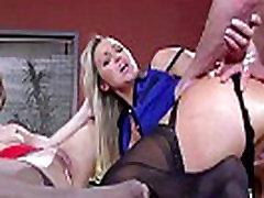 kissing spits Abbey Brooks & daughter Jillian Janson bang the boss Van Wylde .84