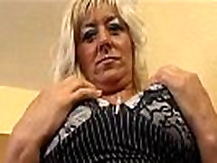 Busty blonde mature Fridus Erika banged by redtube squirt cock