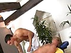 Homo couples massage
