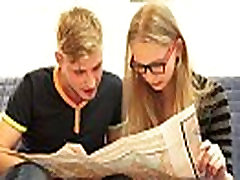 She Is Nerdy - Fucked redtube instead youporn of xvideos sightseeing teen porn