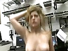 Sexy wild chick gets paid to fuck 20