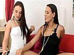 Teen lesbians drinking each others piss
