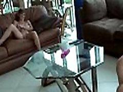 Voyeur spy cam caught couple fucking 16