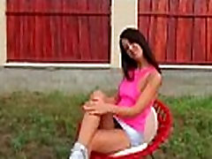 Alone Hot Girl Play With Sex Toys Dildos video-17
