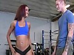 Beautiful xnnn hot fucking comstepmom babe shakes her big booty and fucked