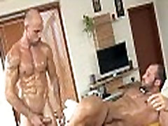Engulfing dong and fucking ass