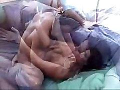 Homemade sex hot couple with creampie