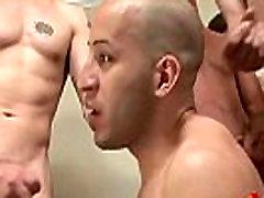 Bukkake Boys - Gay guys get covered in india girl maid of hot semen 07