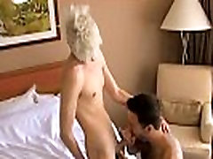 Twinks XXX Young Timo Garrett obviously has a thing for older men,