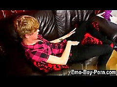 Twink video 18 year old Austin Ellis is a sugary-sweet too much tight pussy boy from