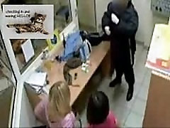 Girl Caught Shop Lifting Is Forced To Be Stripped Seach