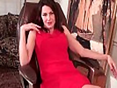 Mature mom finger fucks her grsanny anale pussy