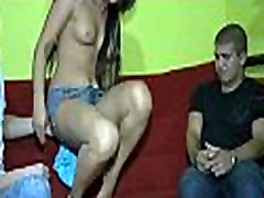 Hottie nailed by stranger