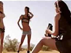 Crazy Nude Girls Car Surfing!