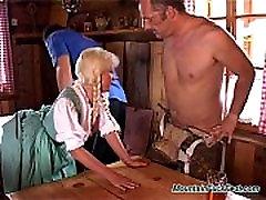 nemški Heidi ljubi grobo DP