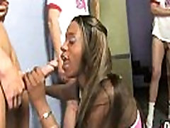 Hot sis fingering infornt of nro Gangbang Fun Interracial 22
