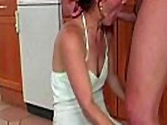 Hot mature shown her pussy