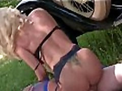 YouPorn - Sexy blonde girl in the diner down the road porn film
