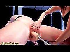 Sub fingered by dominas