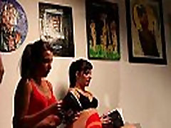 asia big bobs lesbians spanked