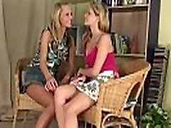Teenage lesbian play time