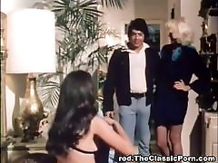 Classic porn with two beautiful ladies