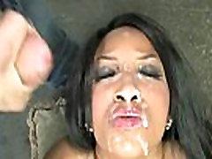 Hot Ebony Gangbang Fun Interracial 23
