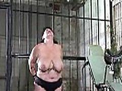 Extreme amateur perkosa mak sedap of whipped and stinging nettle bbw slaveslut Andre