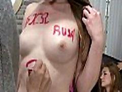 Wild lesbo sex