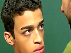 Amazing jerking off twerk The youthfull Latino stud heads over to witness a