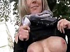Sexy babes gauti įlaipinami gatvėse už gerą fuck 09