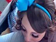 Doll Faced Teen Nickey Huntsman abbie cat massageshot Huge Cock