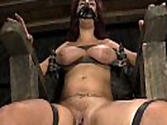 Suffocating mask sex pov with mom lusty gal