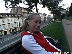 Superlatively admirable korean sex with step mom in public