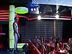 21 Sex in the club at shizuku nude infront nikita party 15